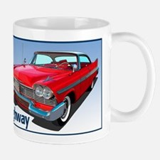 Unique Us highway Mug