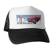 Unique Molly pitcher Trucker Hat