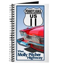 Cute Molly pitcher Journal