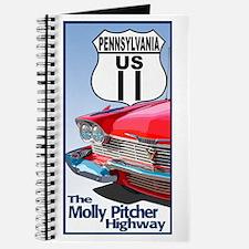 Cute Molly pitcher Journal