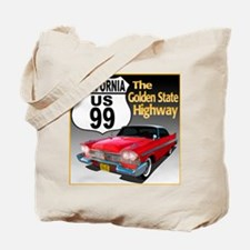 Funny Highway 99 Tote Bag