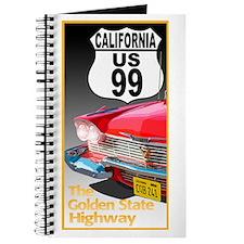 Unique Us highway 99 Journal