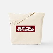 Unique Syrah Tote Bag