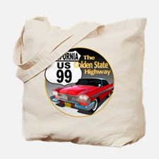 Cute Highway 99 Tote Bag