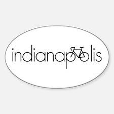 Bike Indianapolis Decal