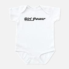 Girl Power Infant Creeper