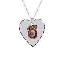 Christmas - Deck the Halls - Lowchens Necklace