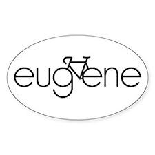 Bike Eugene Decal
