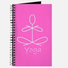 Yoga in Pink Journal