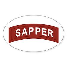 Sapper Decal