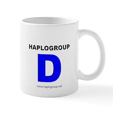 Haplogroup D Mug