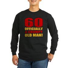 Grumpy 60th Birthday T