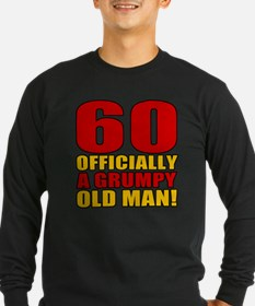 Grumpy 60th Birthday T