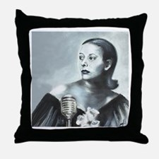 """""""The Crooner"""" Throw Pillow"""