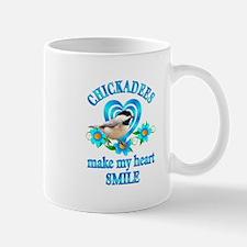 Chickadee Smile Mug