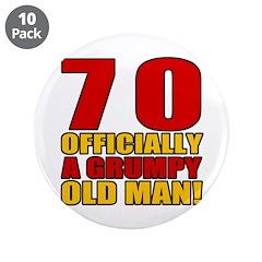 Grumpy 70th Birthday 3.5