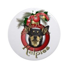 Christmas - Deck the Halls - Kelpies Ornament (Rou