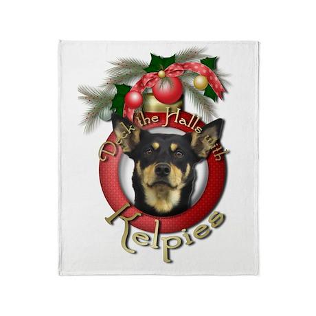 Christmas - Deck the Halls - Kelpies Stadium Blan