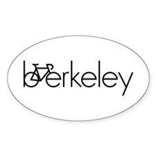 Bike Berkeley Decal