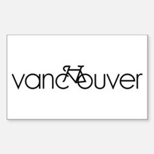 Bike Vancouver Decal