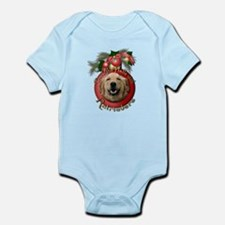 Christmas - Deck the Halls - Retrievers Infant Bod
