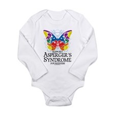 Asperger's Syndrome Butterfly Long Sleeve Infant B