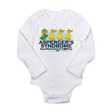Asperger's Syndrome Ugly Duck Long Sleeve Infant B