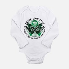 Bipolar Disorder Tribal Butte Long Sleeve Infant B