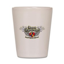 DS Biker Wings Shot Glass