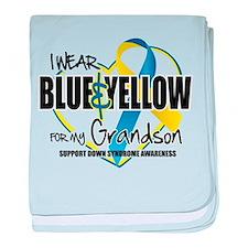 DS: for Grandson baby blanket