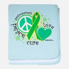 Gastroparesis PLC baby blanket
