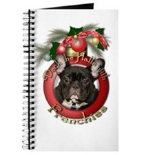 Christmas - Deck the Halls - Frenchies Journal