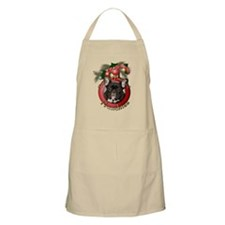 Christmas - Deck the Halls - Frenchies Apron