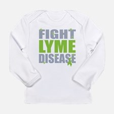 Fight Lyme Disease Long Sleeve Infant T-Shirt