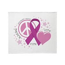 Pancreatic Cancer: PLC Throw Blanket