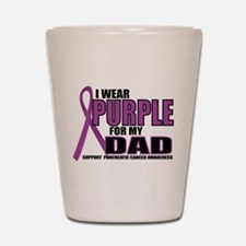 Pancreatic Cancer: Dad Shot Glass