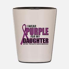 Pancreatic Cancer: Daughter Shot Glass