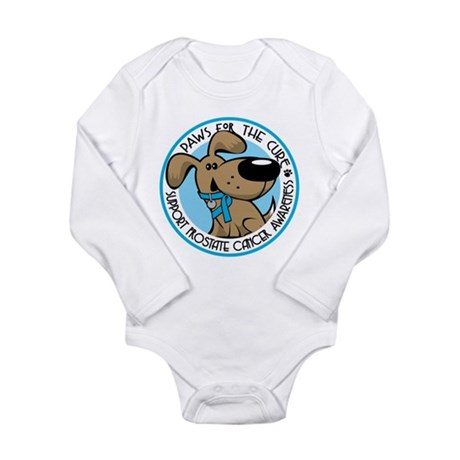 Paws for the Cure: Prostate C Long Sleeve Infant B
