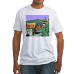 GIVERNY Fitted T-Shirt