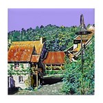GIVERNY Tile Coaster
