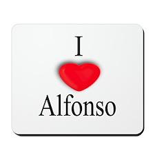 Alfonso Mousepad