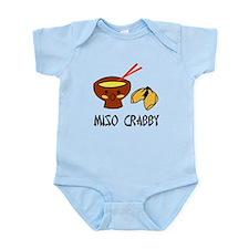 Miso Crabby Infant Bodysuit