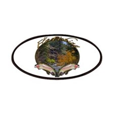 Fly fishing Patches