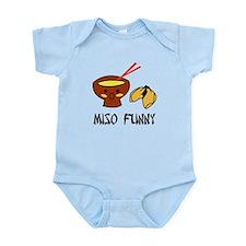 Miso Funny Infant Bodysuit