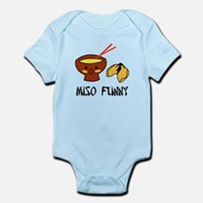 Miso Funny Infant Bodysuit