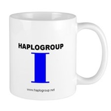 Haplogroup I Small Mug