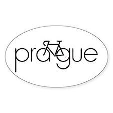 Bike Prague Decal