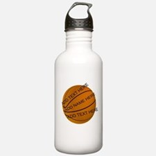 Basketball Sports Water Bottle