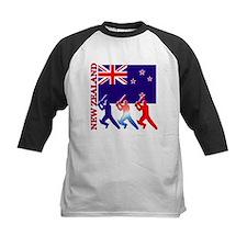 Cricket New Zealand Tee