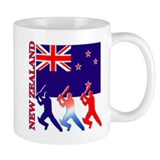 Cricket New Zealand Mug